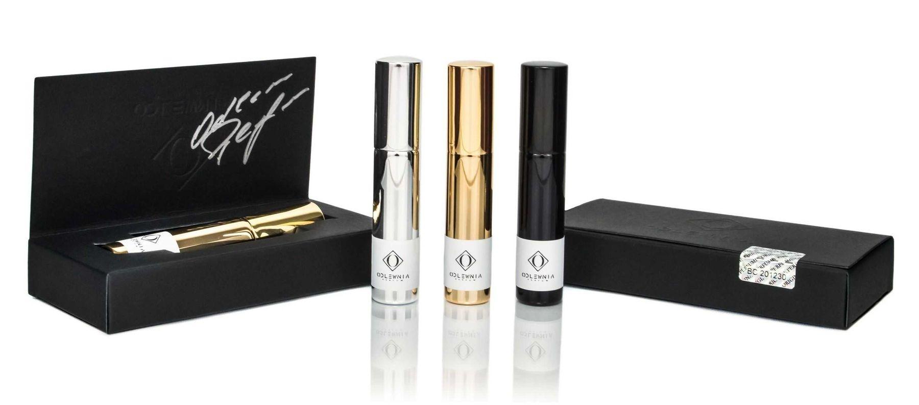 odlewki perfum od Odlewnia Perfum